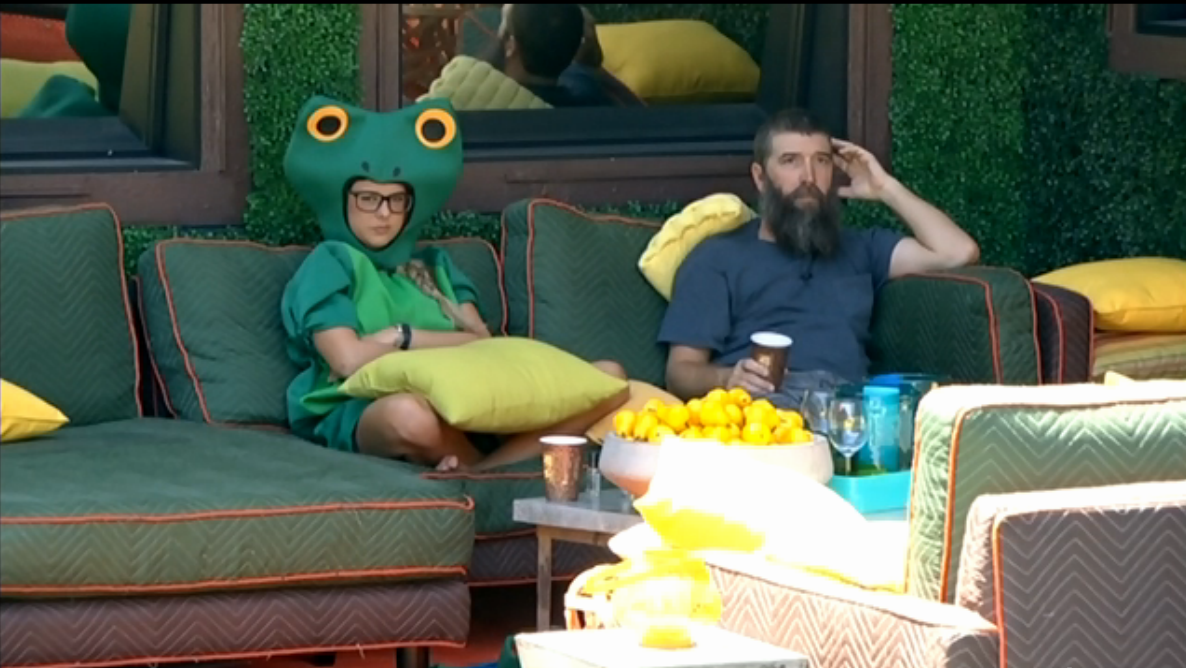 BB16 Day 24 - Team America continues their mission