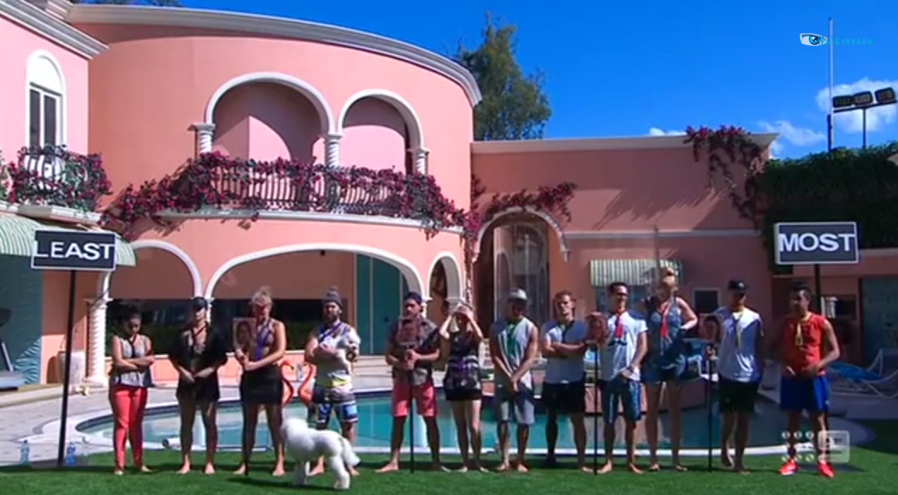 Big Brother Australia 2014 - Day 10 Recap - Nominations take place