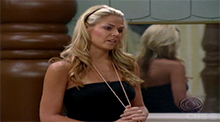 Big Brother 10 - Keesha Smith wins the Power of Veto