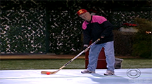 Big Brother 10 - Big Brother Slapshot Veto Competition