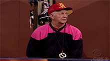 Big Brother 10 - Jerry wins the Power of Veto
