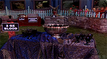 Big Brother 10 - Veto Competition - Haunted Yard