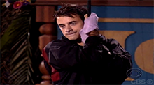 Big Brother 10 - Dan Gheesling wins HoH