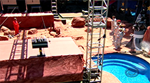 Big Brother 10  Veto Competition - One Giant Leap