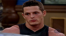 Big Brother 10 - Jessie Godderz nominated