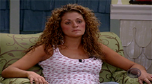 Big Brother 10 - Michelle Costa evicted