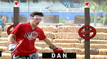 Big Brother 10 - Dan Gheesling wins the Power of Veto
