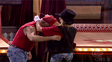 Big Brother 10 - Jerry MacDonald wins HoH