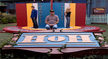 Big Brother 10 HoH Competition - Freeze Frame