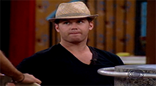 Big Brother 10 - Memphis Garrett