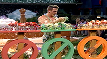 Big Brother 10 - Jessie Godderz wins the Power of Veto