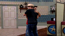 Big Brother 10 - Dan and Memphis