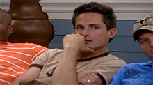 Big Brother 10 - Brian Hart nominated for eviction