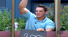Big Brother 10 - Jessie Godderz wins HoH