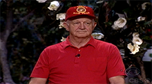 Big Brother 10 - Jerry voted HoH