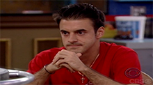 Big Brother 10 - Dan Gheesling nominated