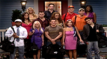 Big Brother 10 Cast Photo