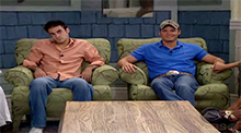 Big Brother 10 - Steven Daigle is evicted