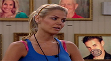 Big Brother 10 - Keesha Smith wins HoH