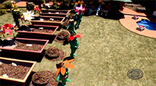 Big Brother 10 - Garden of Veto competition