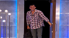 Big Brother 15 - Jeremy McGuire evicted