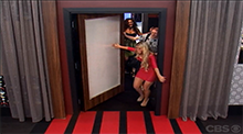 Big Brother 15 move in