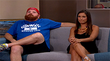 Big Brother 15 - Spencer and Jessie