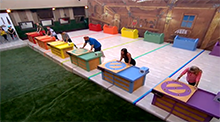 Big Brother 15 - Nailed It Veto Competition