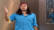 Big Brother 15 - McCrae Olson evicted