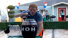 Big Brother 15 HoH Competition - Andy Herren