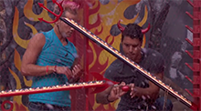 Big Brother 16 - Deviled Eggs HoH Competition - Frankie Grande