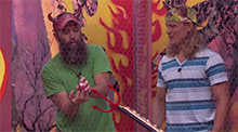 Big Brother 16 - Deviled Eggs HoH Competition - Donny Thompson