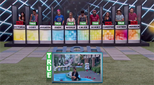 Getting Loopy HoH Competition - Big Brother 16