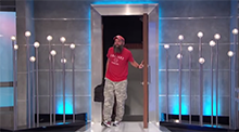 Donny Thompson evicted - Big Brother 16