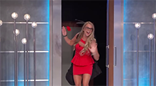 Nicole Franzel evicted - Big Brother 16