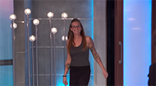Christine Brecht evicted - Big Brother 16