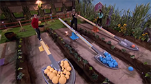 Seed Saw HoH Competition Big Brother 16
