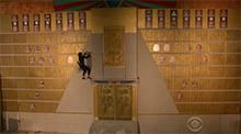 Ancient BBgypt HoH Competition - Big Brother 16
