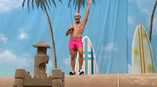 Big Brother 16 HoH Competition - Go Fly A Kite - Frankie Grande wins HoH