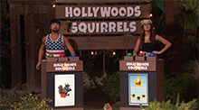 Hollywoods Squirrels - Big Brother 18