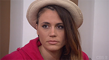 Tiffany Rousso - Big Brother 18