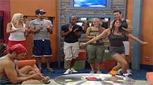 Big Brother 6 veto competition