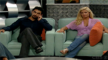 Kaysar is evicted - Big Brother 6
