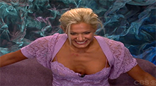 Janelle wins HoH - Big Brother 6