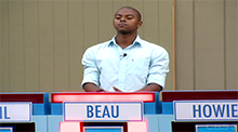 Beau wins HoH - Big Brother 6