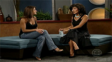 Rachel and Julie Chen - Big Brother 6