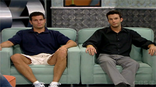 Howie and James - Big Brother 6