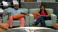Beau and Ivette - Big Brother 6