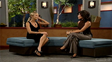 April and Julie Chen - Big Brother 6
