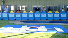 Majority Rules HoH competition. Big Brother 6
